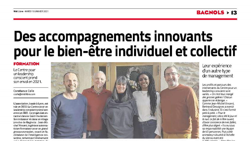 Article Midi-Libre